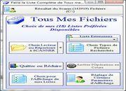 Télécharger TousMesfichiers 1.2.0.50 2013 gratuit