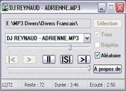 Télécharger ZPlayer MP3 Win98 gratuit