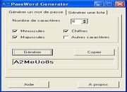Télécharger Parotys PassWord Generator (PPWG) gratuit