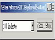 Télécharger YGS Free Metronome gratuit