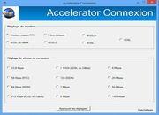 Télécharger Accelerator Connexion gratuit