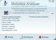 Télécharger Metadata Analyzer gratuit