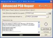 Télécharger Advanced PSD Repair gratuit
