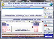 Télécharger CopierMesDossiers 1.1.15 2013 gratuit