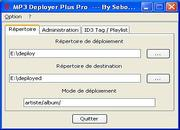 Télécharger MP3 Deployer Plus Pro gratuit